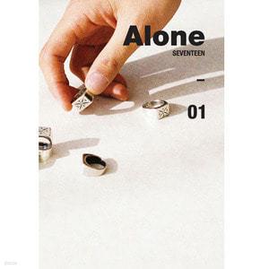 [중고] 세븐틴 (Seventeen) / 미니 4집 Al1 Ver.1 Alone