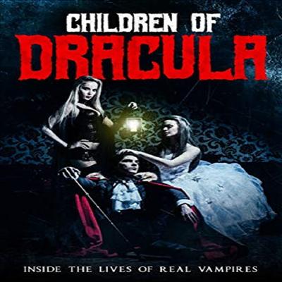 Children Of Dracula (칠드런 오브 드라큘라)(지역코드1)(한글무자막)(DVD)