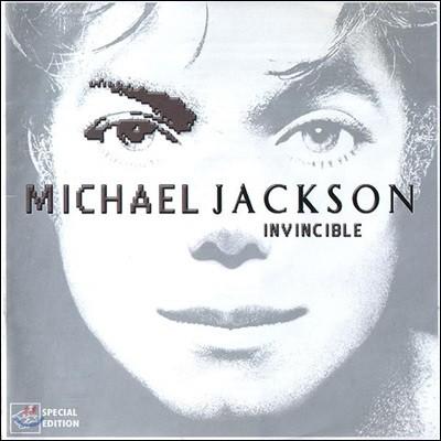 Michael Jackson (마이클 잭슨) - Invincible [픽쳐디스크 2LP]