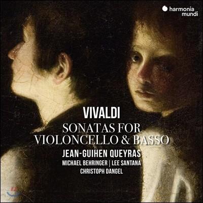 Jean-Guihen Queyras 비발디: 첼로와 통주저음을 위한 6개의 소나타 (Vivaldi: Sonatas For Cello & Basso Continuo) 장 귀앙 케라스