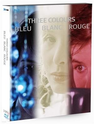 세가지색 트릴로지 3Disc 초도한정 디지팩 : 블루레이