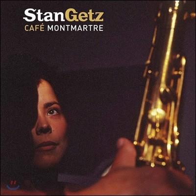 Stan Getz / Kenny Barron (스탄 게츠, 케니 배런) - Cafe Montmartre [LP]
