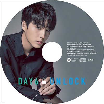 데이식스 (DAY6) - Unlock (영케이 Ver.)(CD)