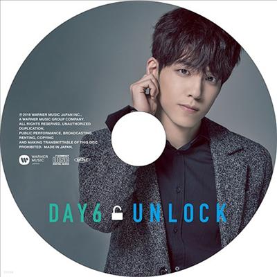 데이식스 (DAY6) - Unlock (원필 Ver.)(CD)