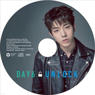데이식스 (DAY6) - Unlock (도운 Ver.)(CD)