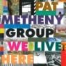 Pat Metheny - We Live Here (초반/ US수입)