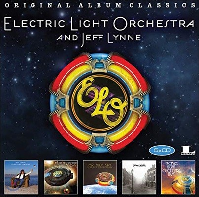 Electric Light Orchestra (일렉트릭 라이트 오케스트라) - Original Album Classics