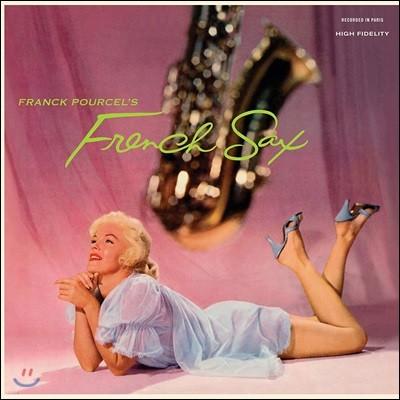 Franck Pourcel (프랑크 푸르셀) - French Sax [LP]