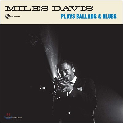Miles Davis (마일스 데이비스) - Plays Ballads & Blues [LP]