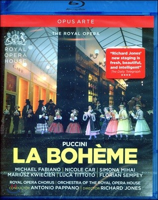 Antonio Pappano 푸치니: 오페라 '라 보엠' (Puccini: La Boheme) 안토니오 파파노