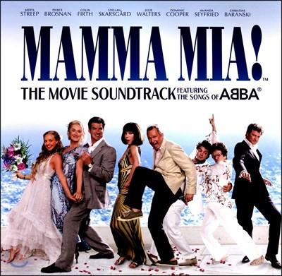 맘마 미아! 1 영화음악 (Mamma Mia! The Movie Soundtrack OST) [2LP]