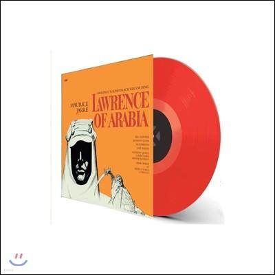 아라비아의 로렌스 영화음악 (Lawrence Of Arabia OST by Maurice Jarre 모리스 자르) [레드 컬러 LP]