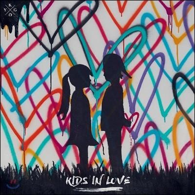 Kygo (카이고) 2집 - Kids In Love [Korea Tour Limited Edition]