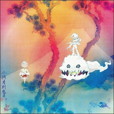 Kids See Ghosts (Kanye West & Kid Cudi) (키즈 시 고스트) - Kids See Ghosts [LP]