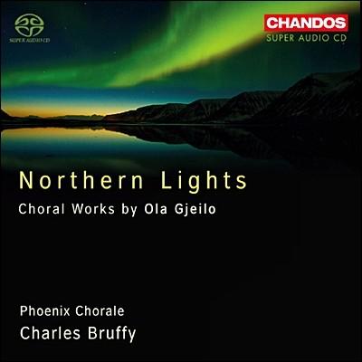 Charles Bruffy 올라 야일로: 북구의 빛 - 합창곡집 (Northern Lights - Choral Works By Ola Gjeilo)