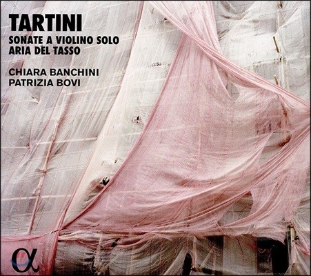 Chiara Banchini 타르티니: 무반주 바이올린 소나타, 아리아 델 타소 (Tartini: Sonate a violino solo, Aria del Tasso)