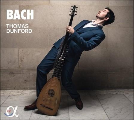 Thomas Dunford 바흐: 무반주 첼로 모음곡 [류트 연주반] (Bach: Music for Lute) 토마스 던포드