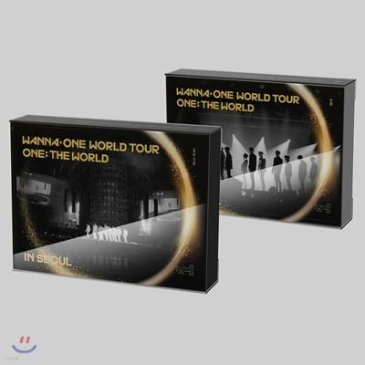 워너원 (Wanna One) - 워너원 월드투어 원: 더 월드 인 서울 Wanna One World Tour One: The World In Seoul [DVD+BLU-RAY]