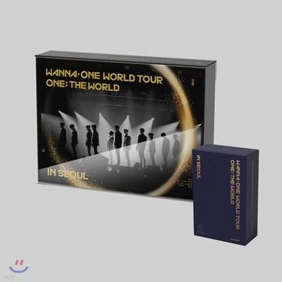 워너원 (Wanna One) - 워너원 월드투어 원: 더 월드 인 서울 Wanna One World Tour One: The World In Seoul [DVD+KIHNO VIDEO]