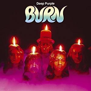 [중고 LP] Deep Purple - Burn (180 Gram Heavyweight Vinyl/ EU 수입)