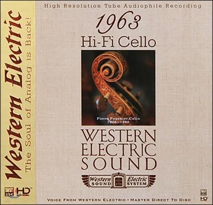 Pierre Fournier 피에르 푸르니에 첼로 연주 모음집 (Western Electric Cello)