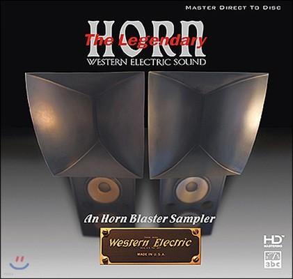 혼 스피커를 위한 음악 1집 (Western Electric Sound : The Legendary Horn 1)