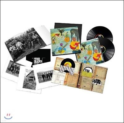The Band - Music From Big Pink 더 밴드 데뷔 앨범 [2LP+CD+블루레이 오디오+ 7인치 싱글 LP]