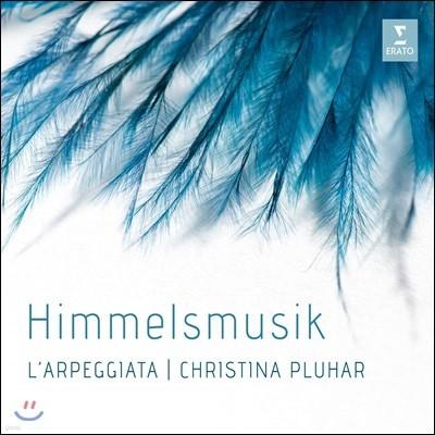 Christina Pluhar / Philippe Jaroussky 독일 작곡가들의 칸타타, 이탈리아 형식의 기악곡과 아리아 (Himmelsmusik)