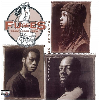 Fugees - Blunted On Reality 푸지스 데뷔 앨범 [LP]