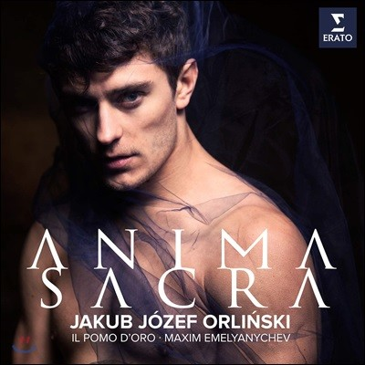 Jakub Jozef Orlinski 보컬 작품집 '신성한 영혼' (Anima Sacra) 야쿱 요제프 오를린스키 [LP]