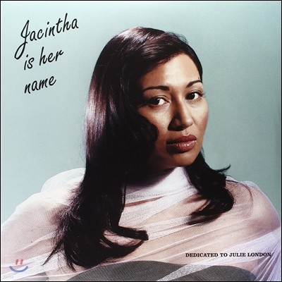 Jacintha - Jacintha Is Her Name: Dedicated to Julie London  야신타 줄리 런던 헌정 음반 [2LP]