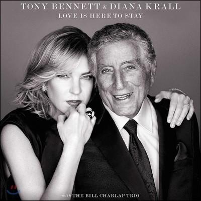 Tony Bennett / Diana Krall - Love Is Here To Stay 토니 베넷 / 다이애나 크롤 조지 거슈윈 탄생 120주년 기념 송북