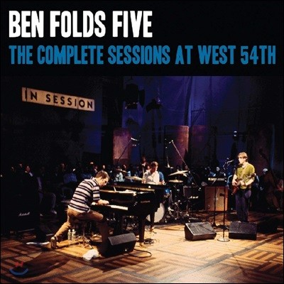 Ben Folds Five - The Complete Sessions at West 54th 벤 폴즈 파이브 1997년 라이브