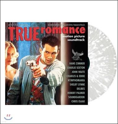 트루 로맨스 영화음악 [발매 25주년 기념] (True Romance OST) [화이트 투명 믹스 컬러 LP]