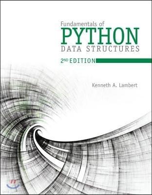 Fundamentals of Python: Data Structures