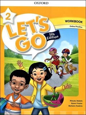 [5판]Let's Go 2 : Work Book with Online Practice