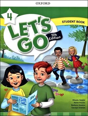 [5판]Let's Go 4 : Student Book