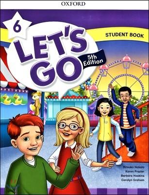 [5판]Let's Go 6 : Student Book