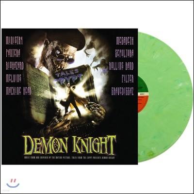 크리프트 스토리 : 데몬 나이트 영화음악 (Demon Knight: Tales from the Crypt Presents: Demon Knight OST) [그린 컬러 LP]