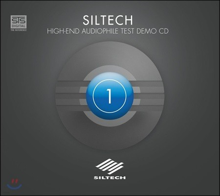 오디오파일 전문 레이블 STS-Digital 컴필레이션 (Siltech High End Audiophile Test Demo CD Vol. 1)
