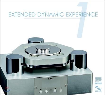 오디오파일 전문 레이블 STS Digital 컴필레이션 (Extended Dynamic Experience Vol.1)