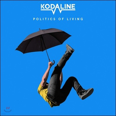 Kodaline (코다라인) - Politics Of Living 정규 3집 [LP]