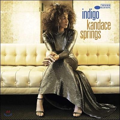 Kandace Springs (캔디스 스프링스) - Indigo [LP]