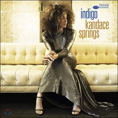 Kandace Springs (캔디스 스프링스) - Indigo