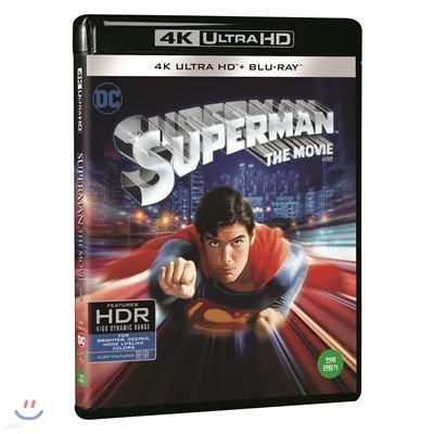 슈퍼맨 (2Disc 4K UHD+BD 한정수량) : 블루레이