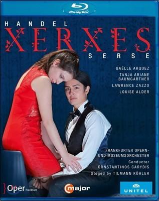 Gaelle Arquez 헨델: 오페라 '세르세' (Handel: Xerxes) 가엘르 아르퀘즈