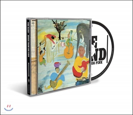The Band (밴드) - Music From Big Pink (50th Anniversary Edition)