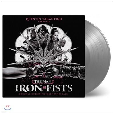 철권을 가진 사나이 영화음악 (Man With The Iron Fists Original Soundtrack) [실버 컬러 2LP]