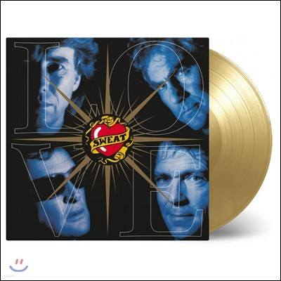Golden Earring (골든 이어링) - Love Sweat [골드 컬러 LP]