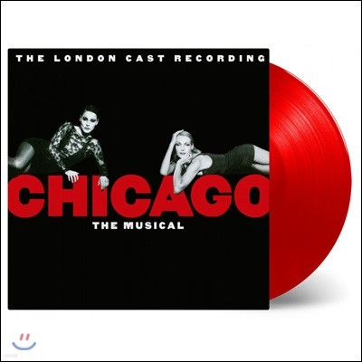 시카고 뮤지컬 음악 (Chicago The 1997 Musical London Cast Original Soundtrack) [레드 컬러 2LP]
